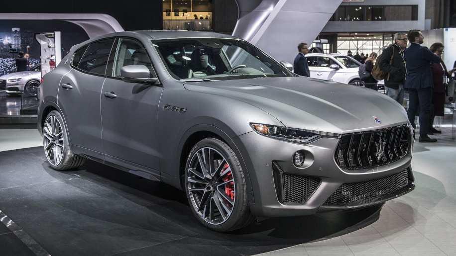 33 The 2019 Maserati Suv Speed Test with 2019 Maserati Suv