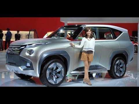 33 The 2019 Mitsubishi Concept Exterior with 2019 Mitsubishi Concept