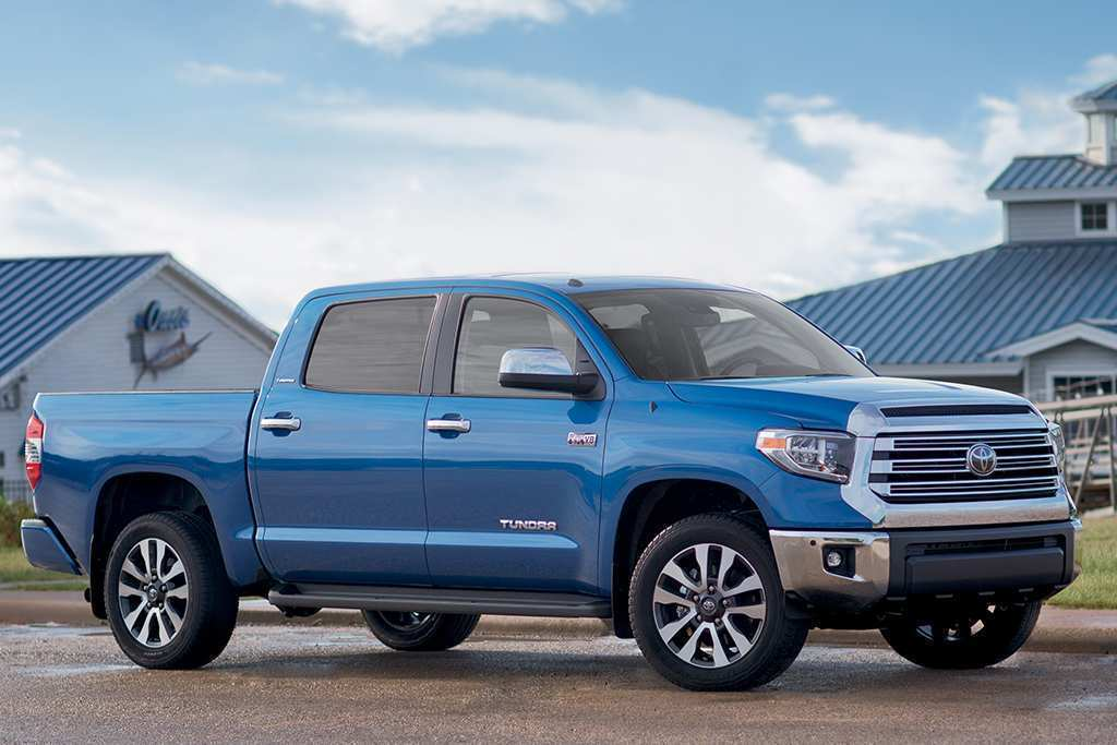 33 The 2019 Toyota Tundra Redesign Exterior by 2019 Toyota Tundra Redesign