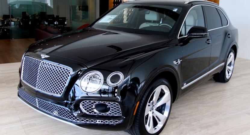 33 The 2020 Bentley Suv Concept with 2020 Bentley Suv