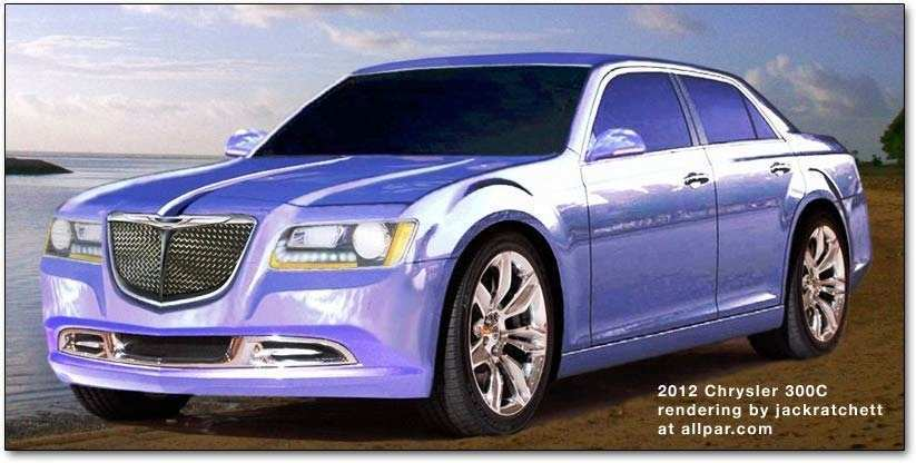 33 The 2020 Chrysler 300 Redesign Performance and New Engine by 2020 Chrysler 300 Redesign