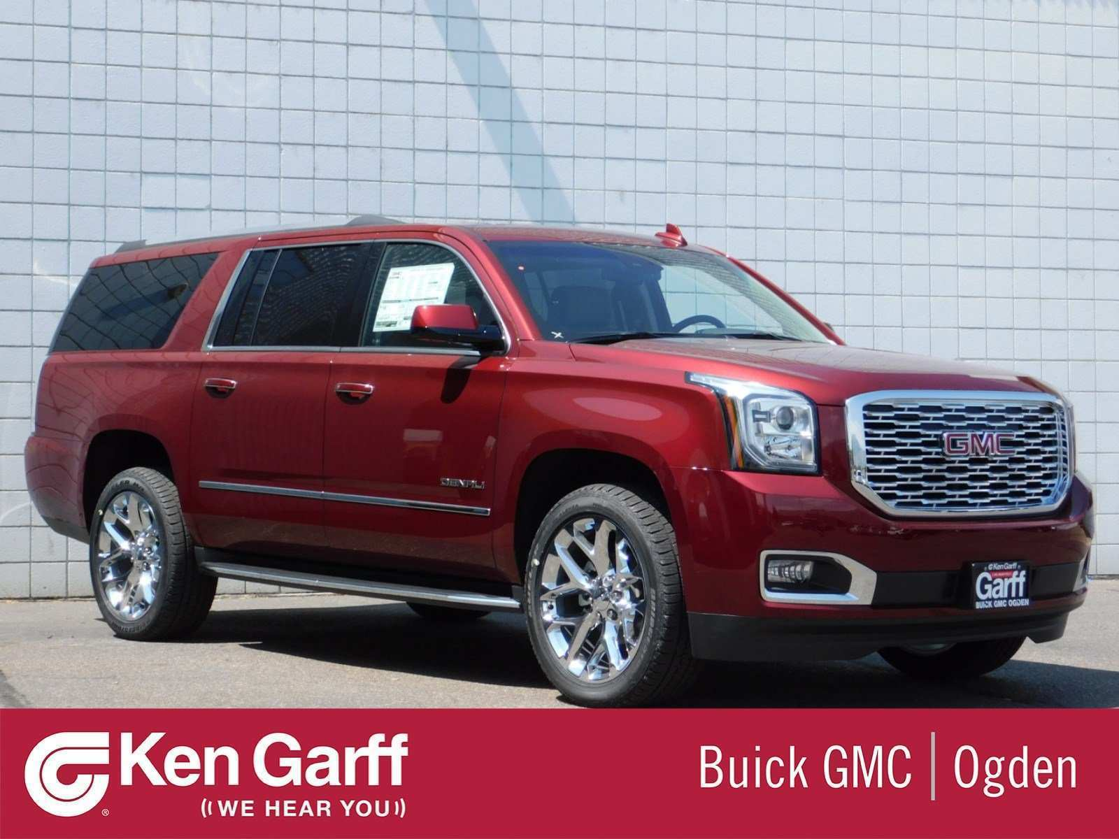 33 The New 2019 Gmc Yukon Ratings for New 2019 Gmc Yukon