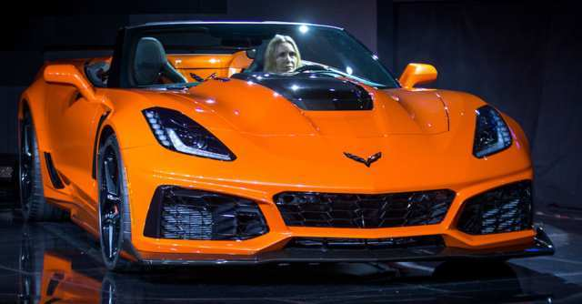 34 All New 2019 Chevrolet Corvette Price Exterior for 2019 Chevrolet Corvette Price