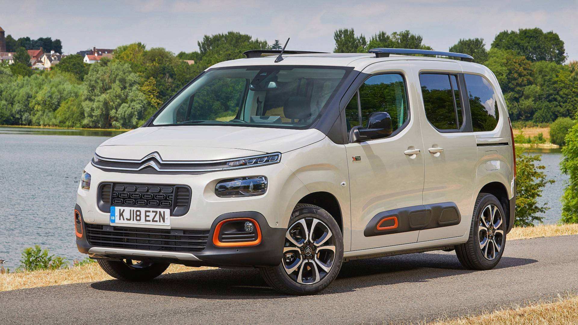 34 All New 2019 Citroen Berlingo Rumors for 2019 Citroen Berlingo