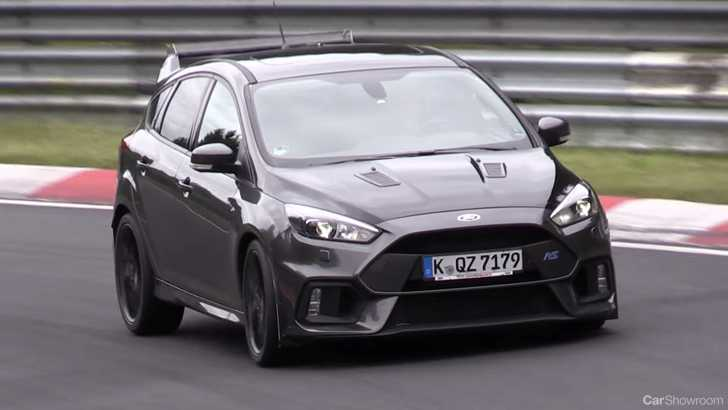 34 All New 2019 Ford Focus Rs500 Pictures for 2019 Ford Focus Rs500