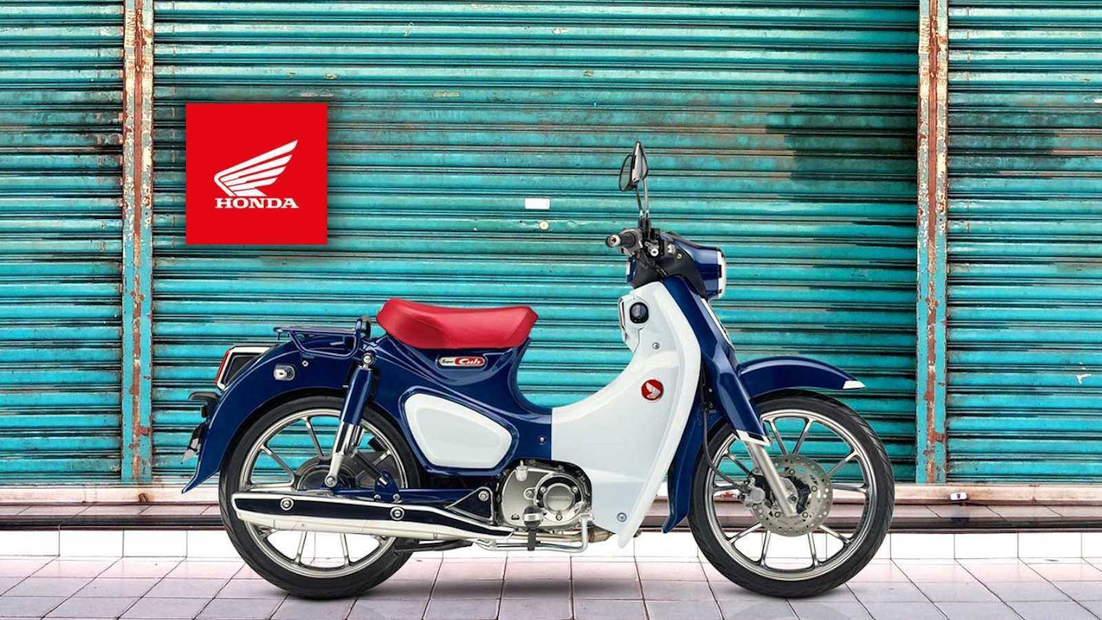 34 All New 2019 Honda 125 Cub Style by 2019 Honda 125 Cub