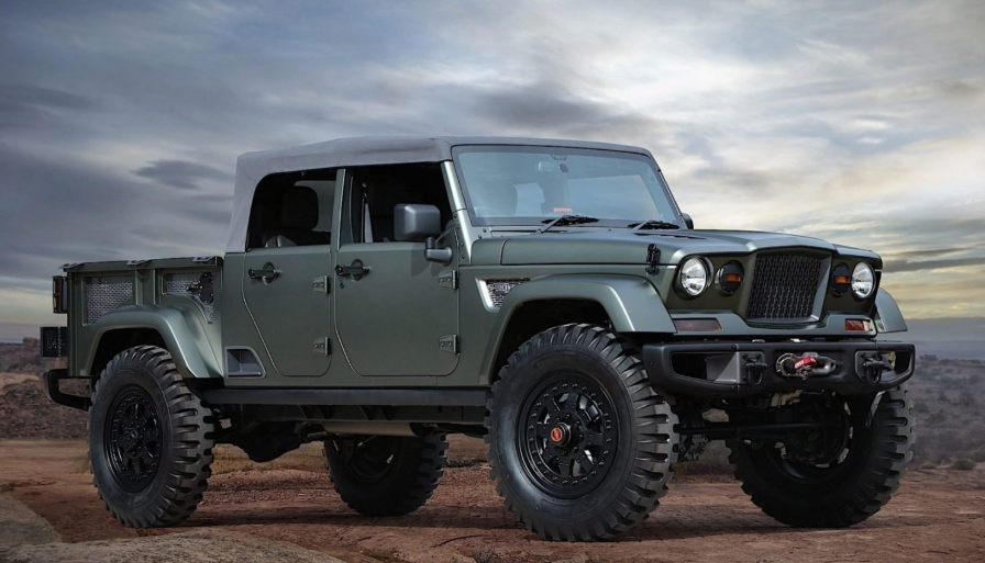 34 All New 2019 Jeep Jt Price History for 2019 Jeep Jt Price