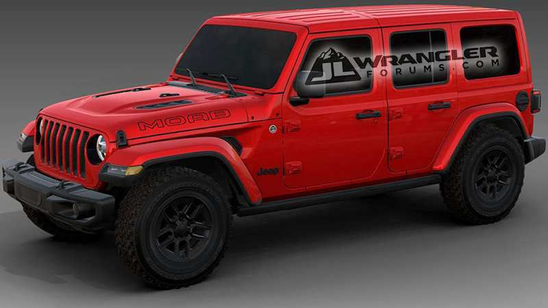 34 All New 2019 Jeep Wrangler Images Performance and New Engine with 2019 Jeep Wrangler Images