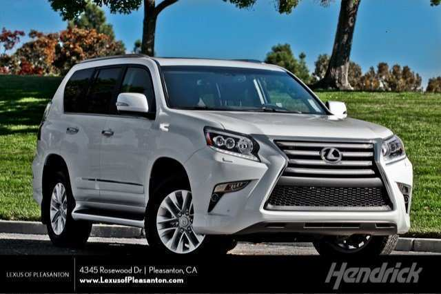 34 All New 2019 Lexus Gx470 Exterior and Interior by 2019 Lexus Gx470