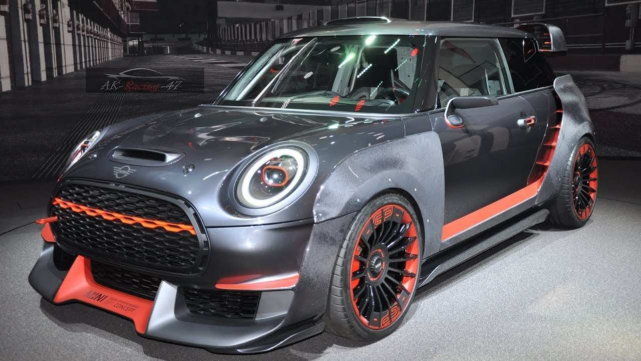 34 All New 2019 Mini Jcw Gp Concept for 2019 Mini Jcw Gp