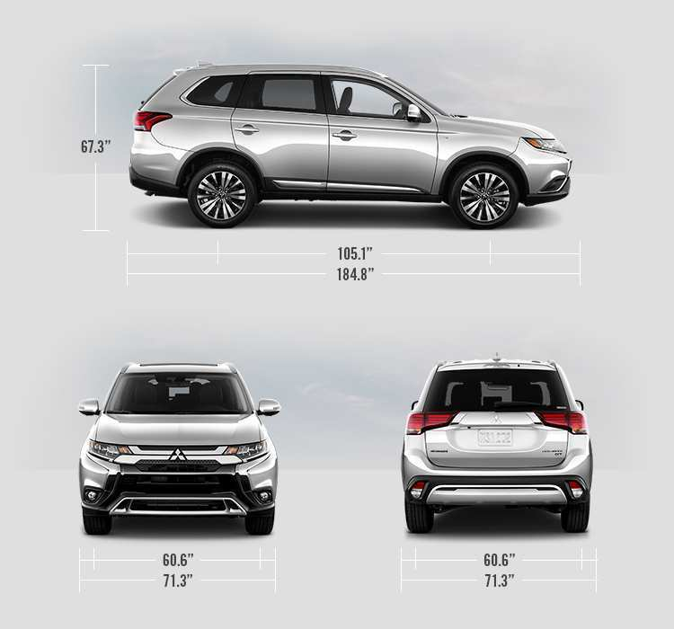 34 All New 2019 Mitsubishi Outlander Se Reviews for 2019 Mitsubishi Outlander Se