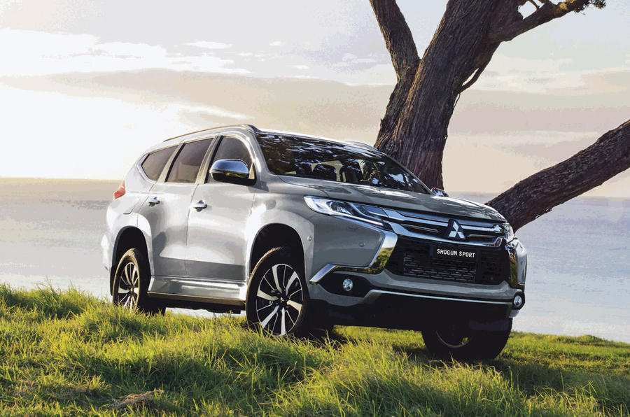 34 All New 2019 Mitsubishi Shogun Overview with 2019 Mitsubishi Shogun