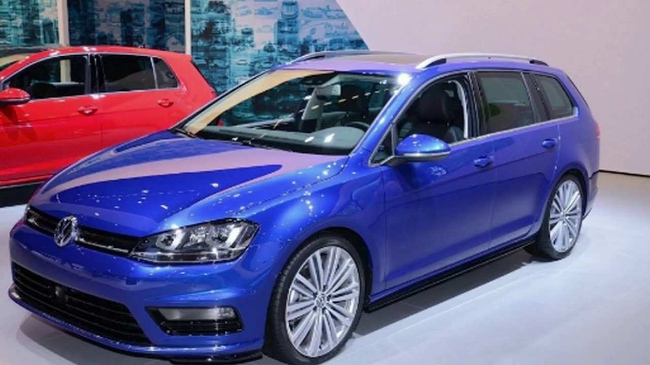 34 All New 2019 Vw Sportwagen Exterior with 2019 Vw Sportwagen