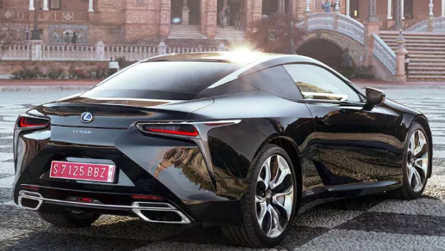 34 All New 2020 Lexus Lc Rumors for 2020 Lexus Lc