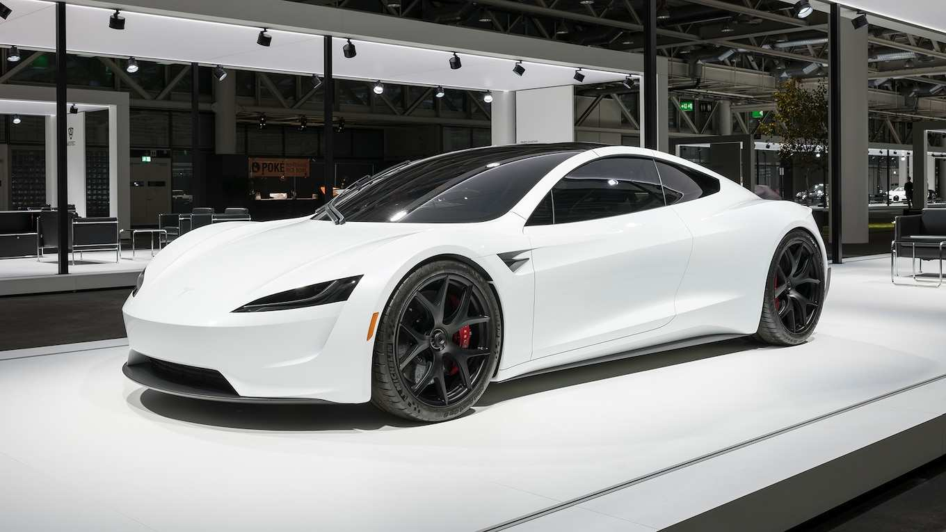 34 All New The 2020 Tesla Roadster Performance by The 2020 Tesla Roadster