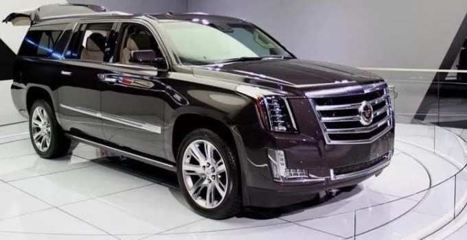 34 Best Review 2019 Cadillac Escalade Platinum Ratings for 2019 Cadillac Escalade Platinum