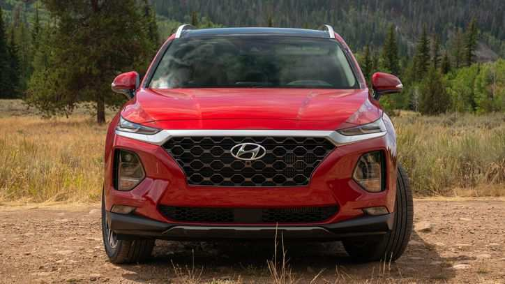 34 Best Review 2019 Hyundai Santa Fe Test Drive Reviews with 2019 Hyundai Santa Fe Test Drive