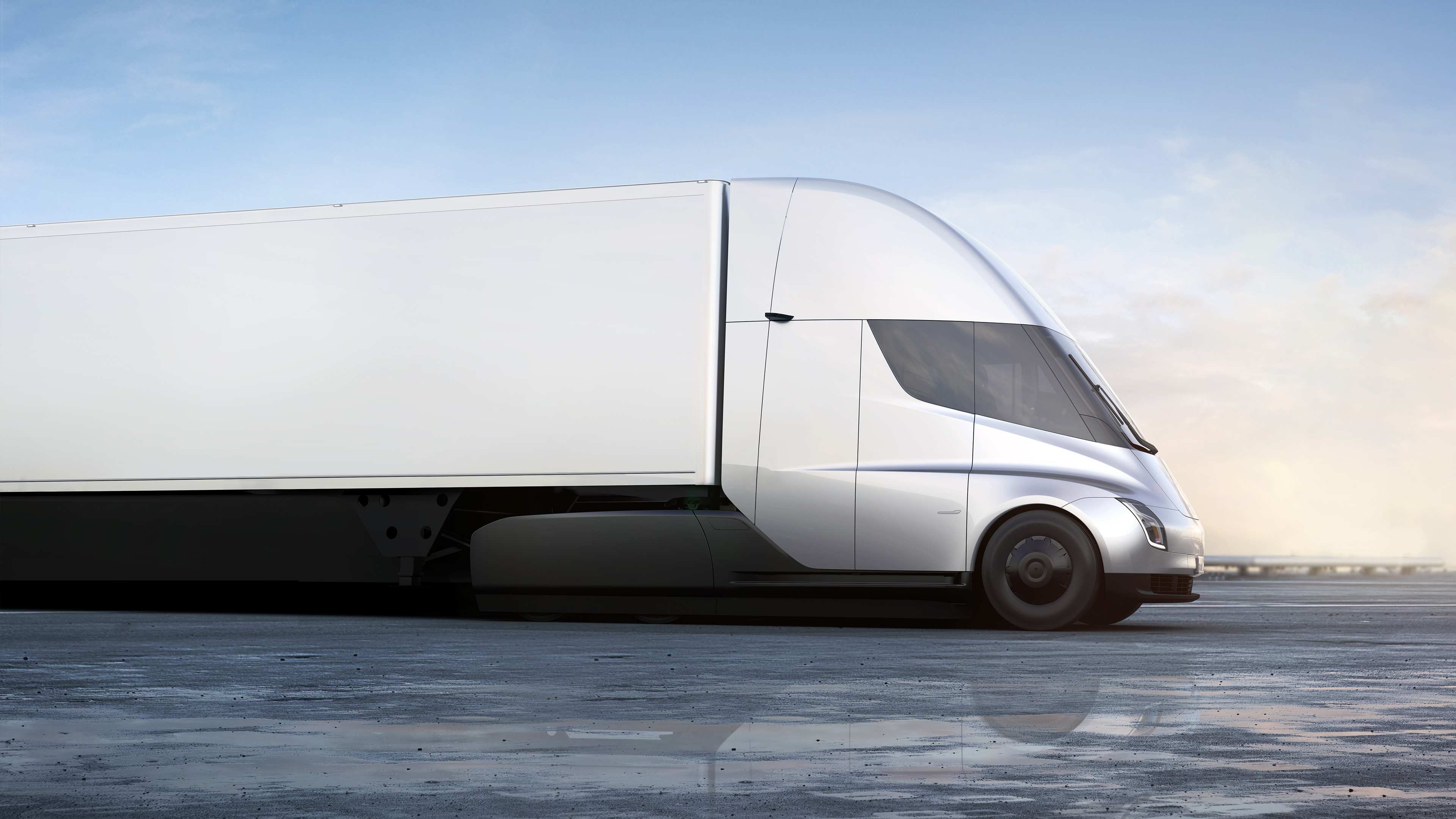 34 Best Review 2019 Tesla Semi Truck New Review for 2019 Tesla Semi Truck