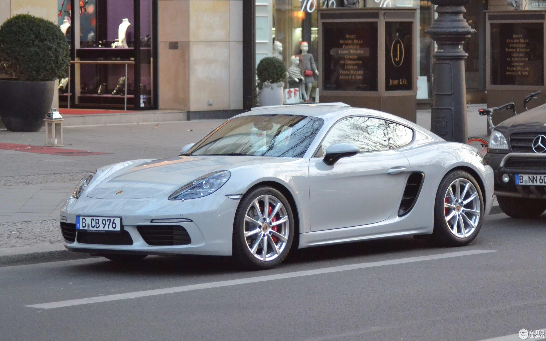 34 Best Review 2020 Porsche 718 Cayman Prices for 2020 Porsche 718 Cayman