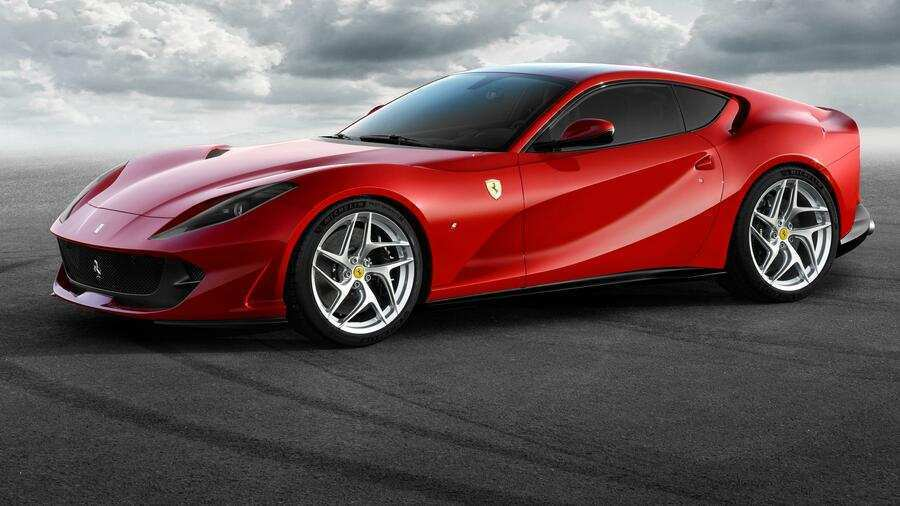 34 Best Review Ferrari Modelle 2020 First Drive for Ferrari Modelle 2020