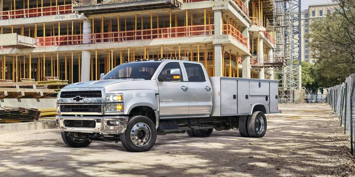 34 Concept of 2019 Gmc 6500 Specs Speed Test by 2019 Gmc 6500 Specs