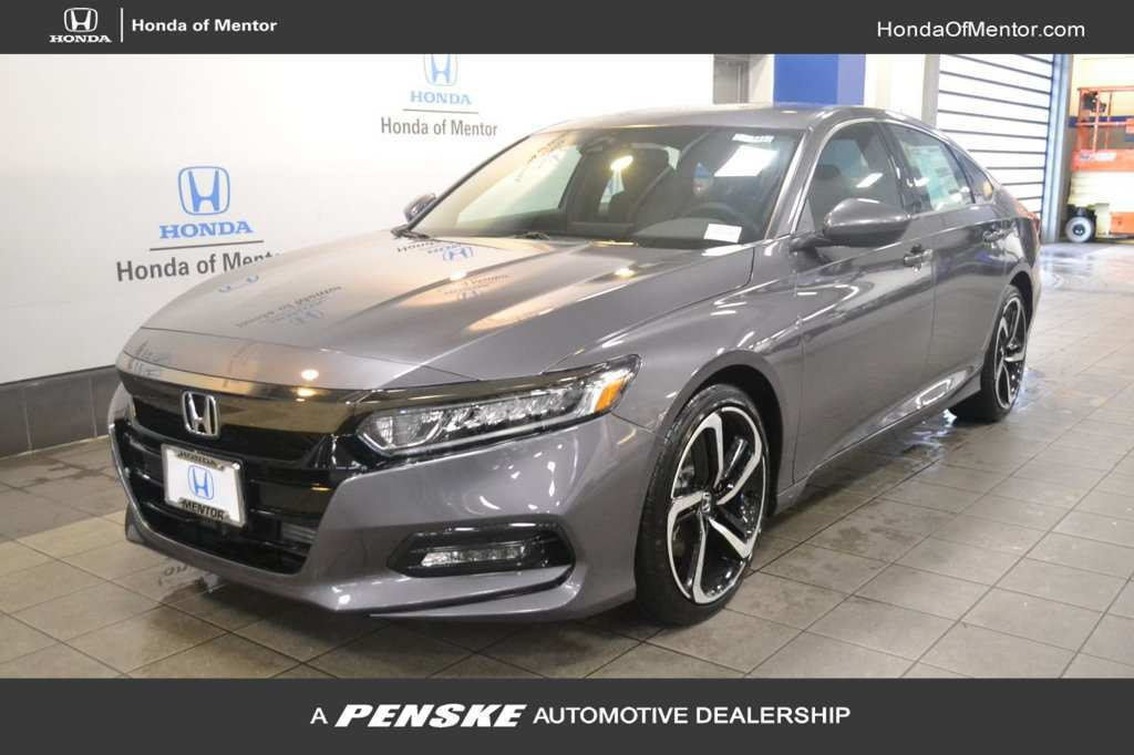 34 Concept of 2019 Honda Accord Sport Pricing for 2019 Honda Accord Sport