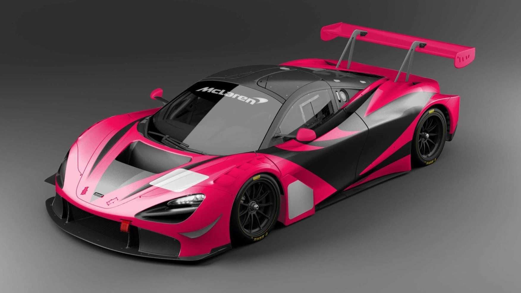 34 Concept of 2019 Mclaren 720S Gt3 Redesign and Concept with 2019 Mclaren 720S Gt3