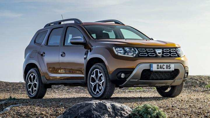 34 Concept of Dacia 2019 Spy Shoot for Dacia 2019