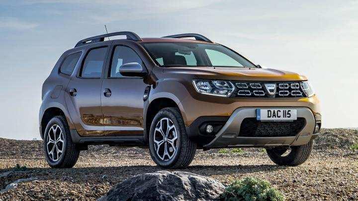 34 Concept of Dacia 2019 Spy Shoot for Dacia 2019