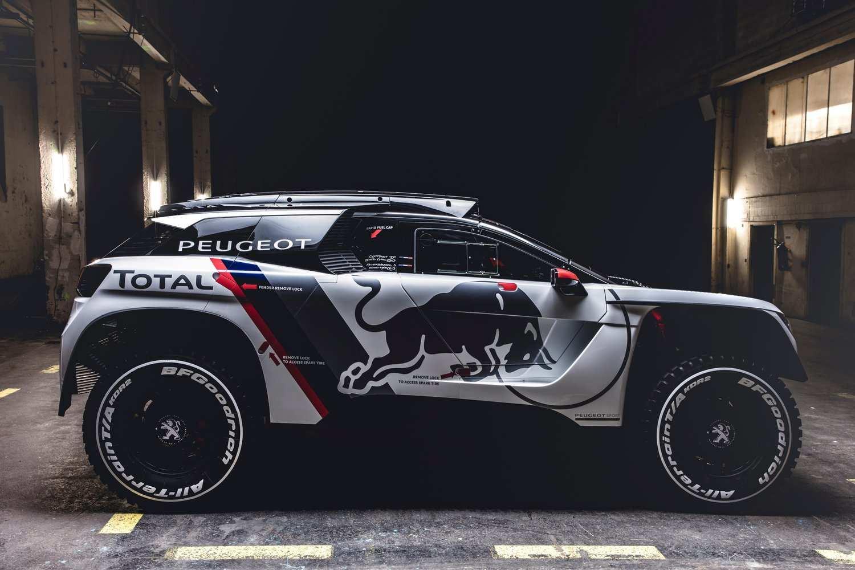 34 Concept of Peugeot Dakar 2019 Concept by Peugeot Dakar 2019