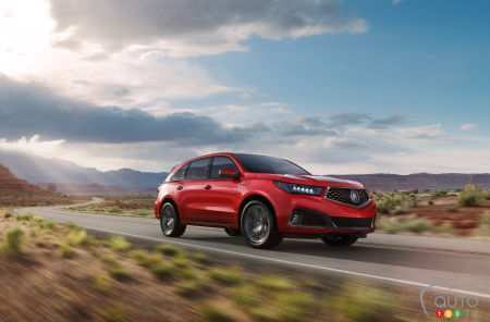 34 Gallery of 2019 Acura Mdx Release Date Configurations for 2019 Acura Mdx Release Date