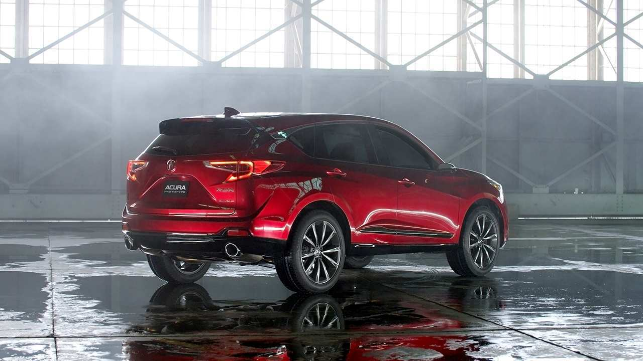 34 Gallery of 2019 Acura Rdx Prototype Ratings by 2019 Acura Rdx Prototype