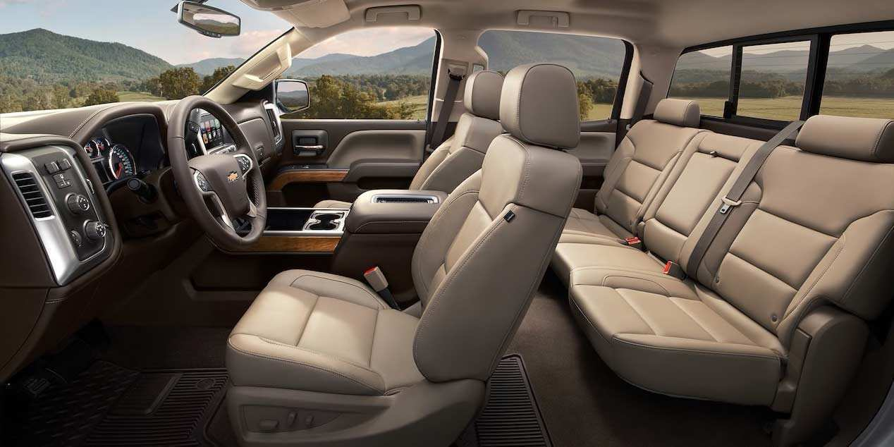 34 Gallery of 2019 Chevrolet High Country Interior Price for 2019 Chevrolet High Country Interior