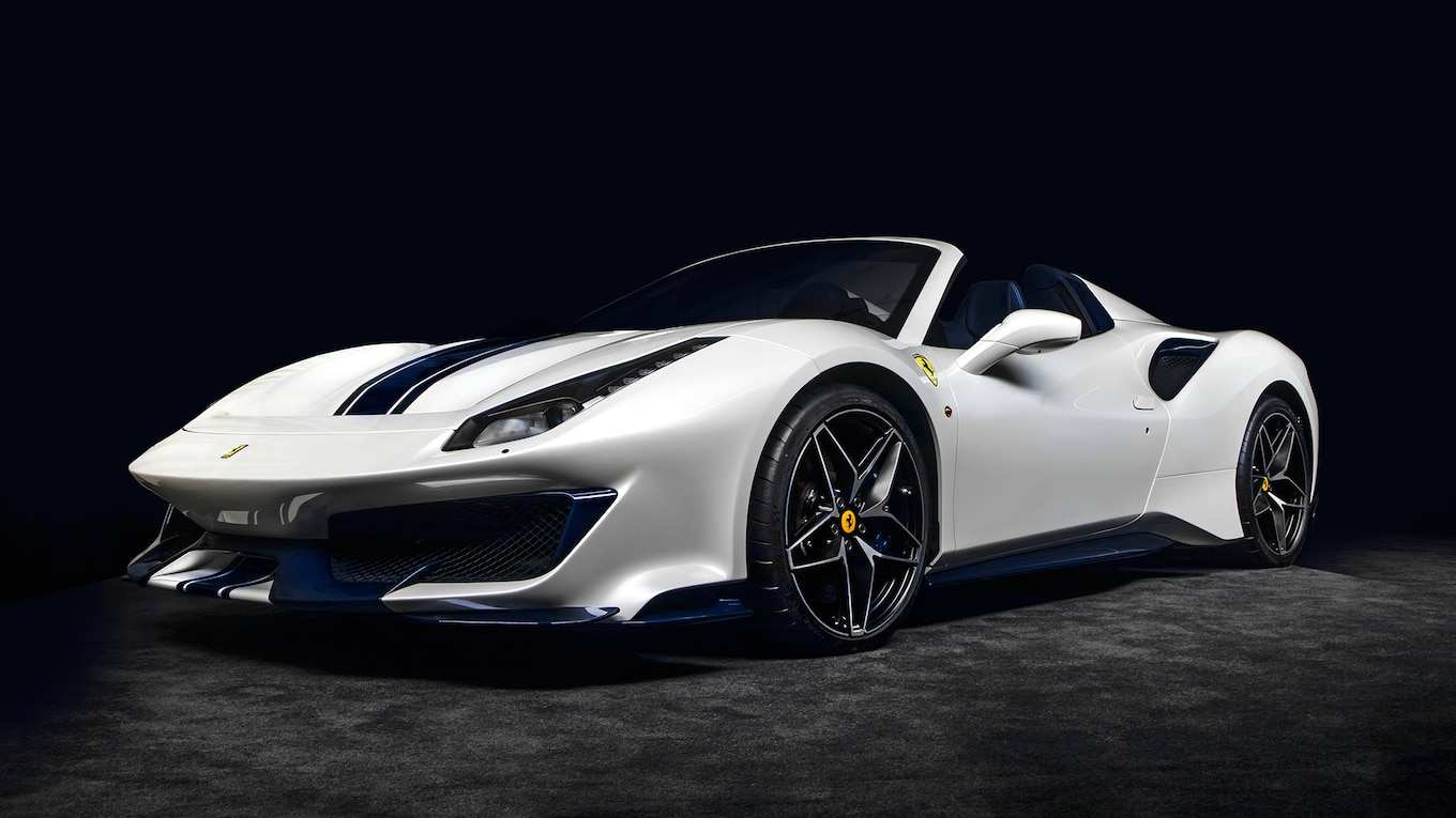 34 Gallery of 2019 Ferrari 488 New Concept with 2019 Ferrari 488