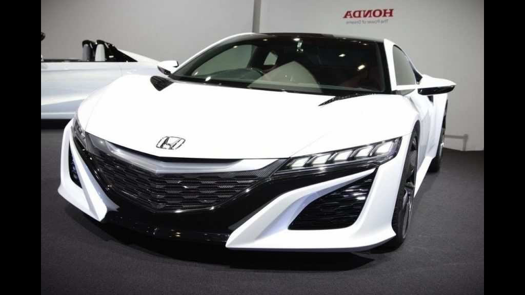 34 Gallery of 2019 Honda Sports Car New Concept by 2019 Honda Sports Car
