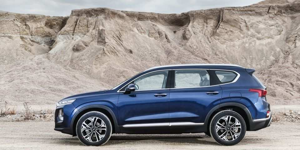 34 Gallery of 2019 Hyundai Santa Fe Launch Spesification with 2019 Hyundai Santa Fe Launch