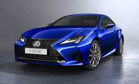 34 Gallery of 2019 Lexus Rc Spesification with 2019 Lexus Rc