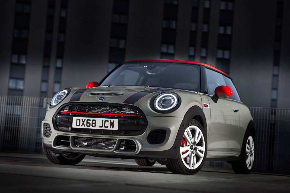 34 Gallery of 2019 Mini Jcw Style for 2019 Mini Jcw