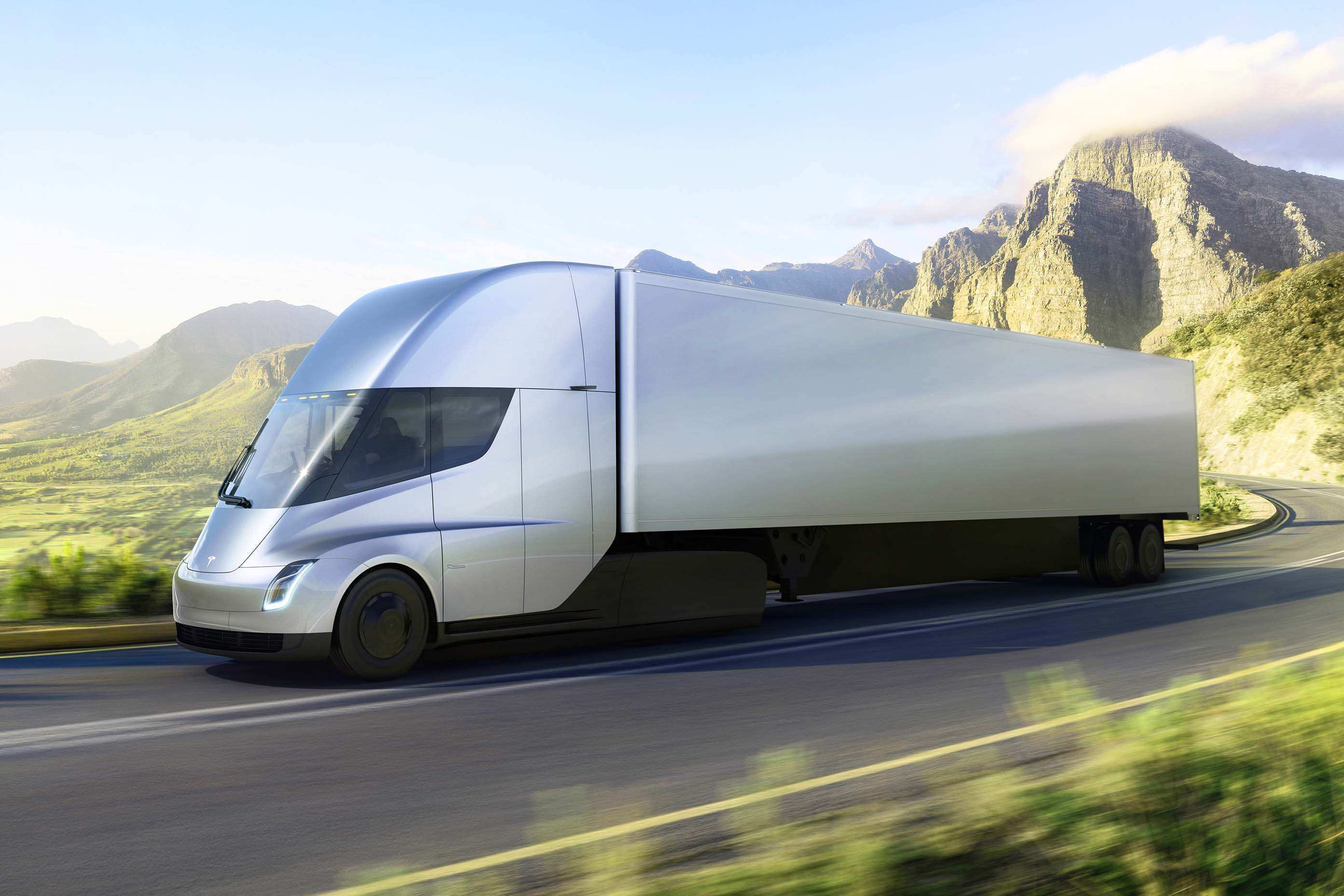34 Gallery of 2019 Tesla Truck Redesign for 2019 Tesla Truck