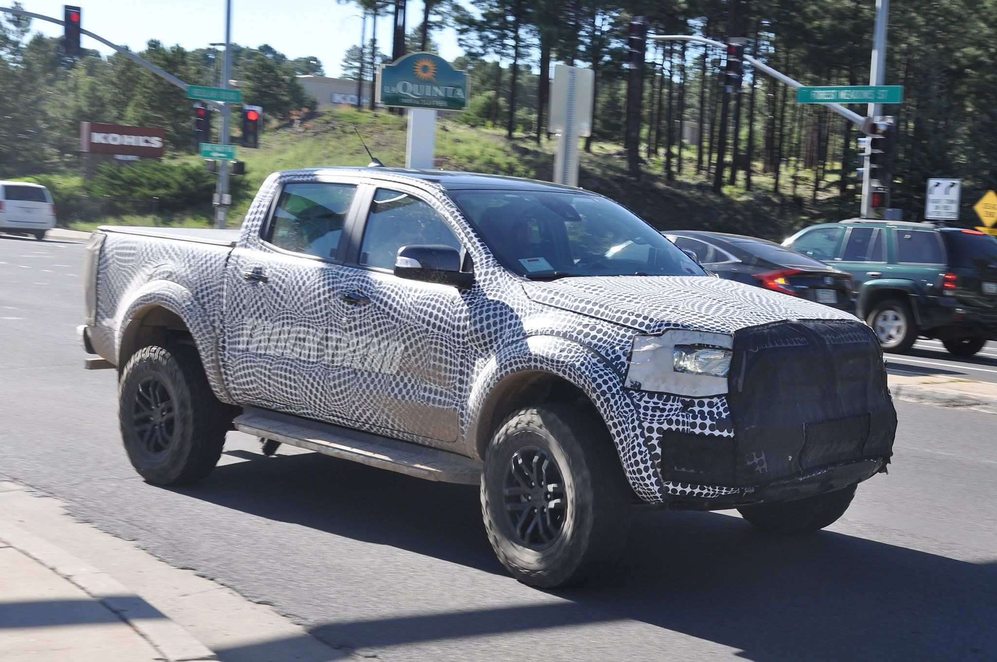 34 Gallery of 2020 Ford Ranger Wildtrak Exterior and Interior by 2020 Ford Ranger Wildtrak