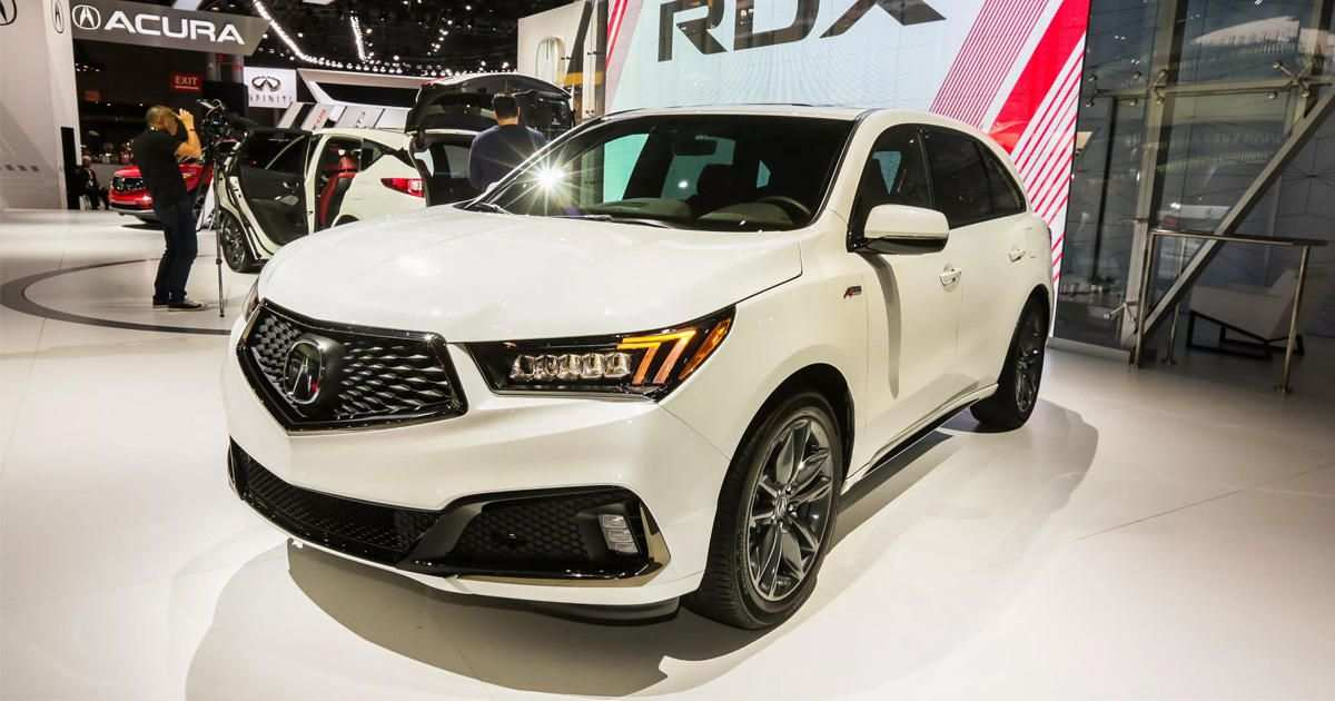 34 Great 2019 Acura Mdx Release Date Release with 2019 Acura Mdx Release Date