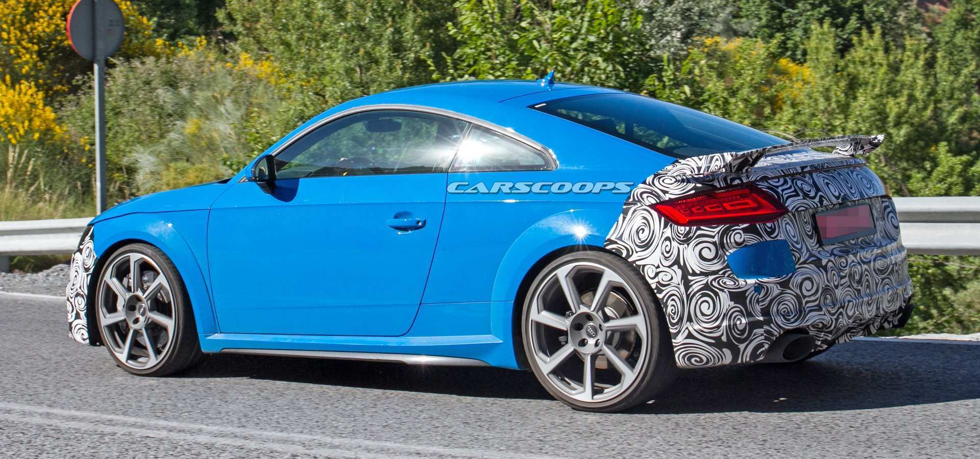 34 Great 2019 Audi Tt Rs Picture by 2019 Audi Tt Rs