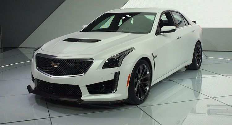 34 Great 2019 Cadillac Ats Redesign Overview with 2019 Cadillac Ats Redesign