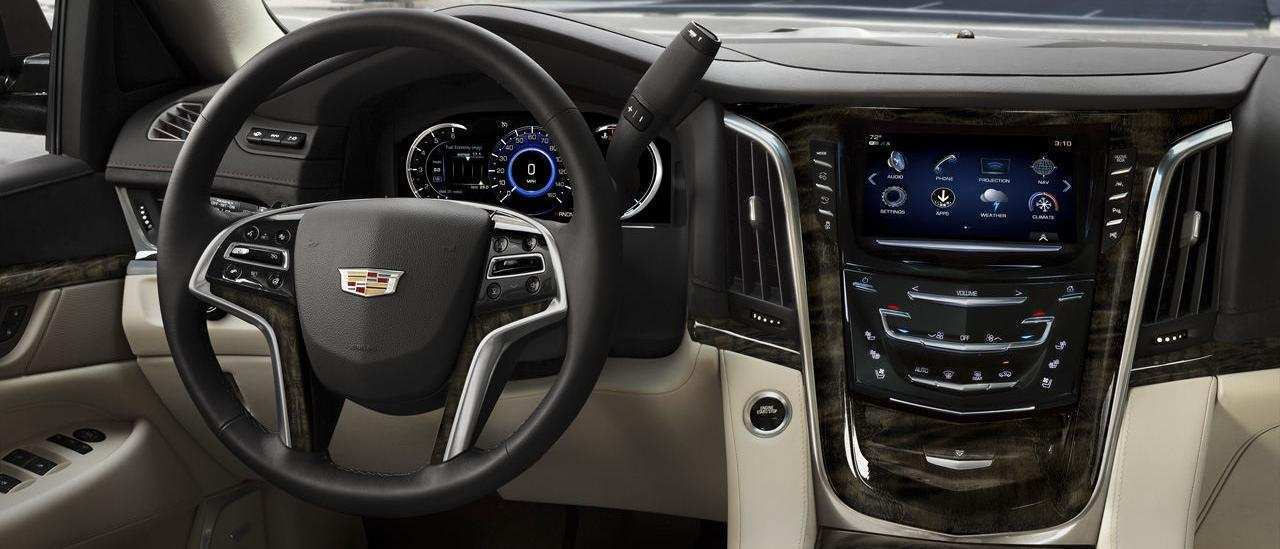 34 Great 2019 Cadillac Escalade Interior Speed Test by 2019 Cadillac Escalade Interior