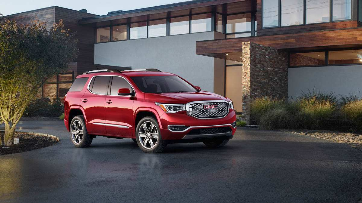 34 Great 2019 Gmc Acadia 9 Speed Transmission Review with 2019 Gmc Acadia 9 Speed Transmission