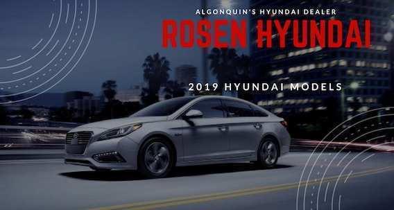 34 Great 2019 Hyundai Models Research New by 2019 Hyundai Models