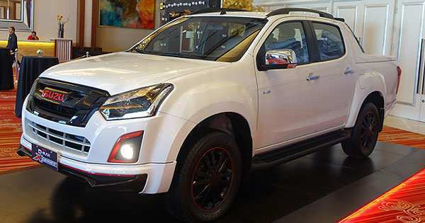 34 Great 2019 Isuzu D Max Specs by 2019 Isuzu D Max