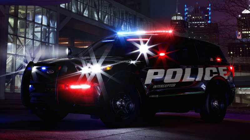 34 Great 2020 Ford Police Utility First Drive for 2020 Ford Police Utility
