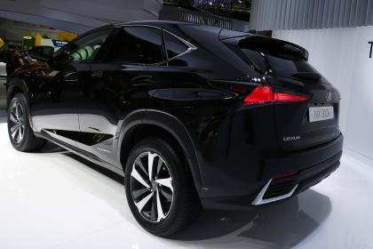 34 Great 2020 Lexus Nx 300 Picture for 2020 Lexus Nx 300