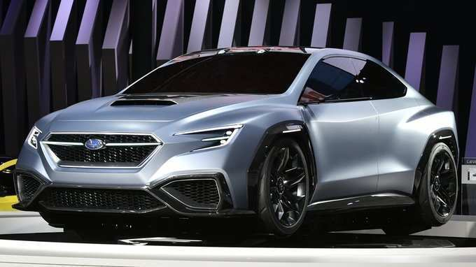34 Great 2020 Subaru Wrx Redesign Engine with 2020 Subaru Wrx Redesign